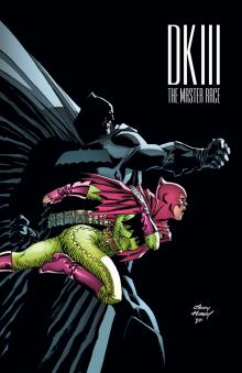 Author Readings, September 23, 2017, 09/23/2017, Frank Miller discusses his book The Dark Knight III: The Master Race