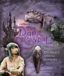 Author Readings, September 20, 2017, 09/20/2017, Caseen Gaines discusses his book The Dark Crystal: The Ultimate Visual History