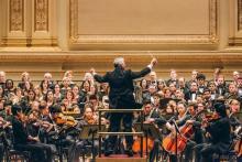 Concerts, September 22, 2017, 09/22/2017, The Mannes Orchestra presents Rimsky-Korsakov's Scheherazade
