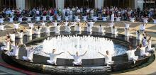 Dance Performances, September 11, 2019, 09/11/2019, 9/11 Table of Silence Project: 150+ Dancers in a Performance Ritual for Peace