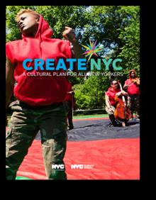Lectures, September 14, 2017, 09/14/2017, A Cultural Plan for All New Yorkers