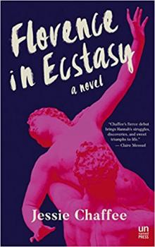 Author Readings, September 21, 2017, 09/21/2017, Jessie Chaffee talks about her book Florence in Ecstasy