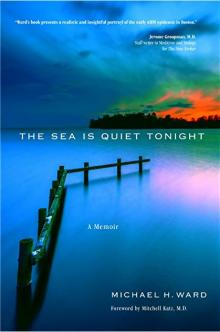 Author Readings, September 26, 2017, 09/26/2017, Michael H. Ward reads from his book The Sea is Quiet Tonight