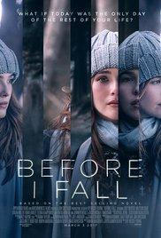 Films, September 14, 2017, 09/14/2017, Ry Russo-Young's Before I Fall (2017): Last-Day Replay