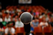 Workshops, December 05, 2017, 12/05/2017, Public Speaking Workshop