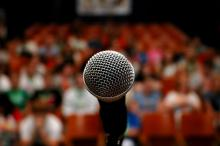 Workshops, March 06, 2018, 03/06/2018, Public Speaking Workshop