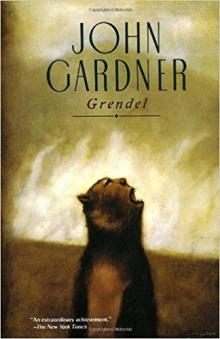 Book Discussions, September 26, 2017, 09/26/2017, Grendel: Modern Retelling of Beowulf
