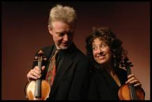 Concerts, September 21, 2017, 09/21/2017, Opera for Two: Music for Two Violins