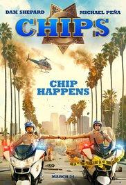 Films, February 16, 2018, 02/16/2018, Dax Shepard's CHIPS (2017): Motorcycle Cop Comedy