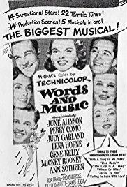 Films, September 21, 2017, 09/21/2017, Norman Taurog's Words and Music (1948): The Rodgers and Hart Story
