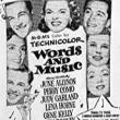Films, June 07, 2018, 06/07/2018, Words and Music (1948): The Rodgers and Hart Story