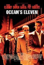Films, September 28, 2017, 09/28/2017, Steven Soderbergh's Ocean's Eleven (2001): Heist Movie Remake