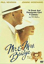 Films, January 26, 2018, 01/26/2018, James Ivory's Mr. & Mrs. Bridges (1990): Patriach vs. Changing Times
