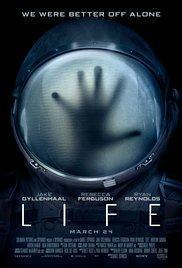 Films, September 28, 2017, 09/28/2017, Daniel Espinosa's Life (2017): Astronauts vs. Alien Life