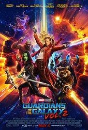 Films, February 12, 2018, 02/12/2018, James Gunn's Guardians of the Galaxy Vol. 2 (2017): Comic Book Heroes