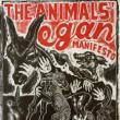Author Readings, October 03, 2017, 10/03/2017, Cartoonist Sue Coe discusses her new book The Animals' Vegan Manifesto