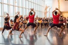 Dance Performances, February 06, 2018, 02/06/2018, Dance Works-in-Progress