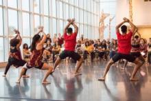 Dance Performances, January 16, 2018, 01/16/2018, Dance Works-in-Progress