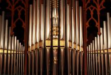 Concerts, September 12, 2019, 09/12/2019, Pipes At One Organ Recital