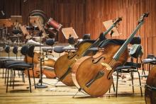 Concerts, January 15, 2018, 01/15/2018, Orchestral works by European composer