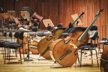 Concerts, November 11, 2018, 11/11/2018, Choir and orchestra at NY's landmark concert hall
