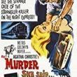 Films, November 16, 2017, 11/16/2017, George Pollock's Murder She Said (1961): Miss Marple Mystery