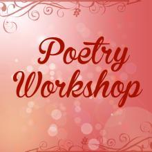Workshops, December 06, 2017, 12/06/2017, Poetry Workshop