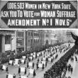 Discussions, November 10, 2017, 11/10/2017, How NYC Women Got the Suffrage